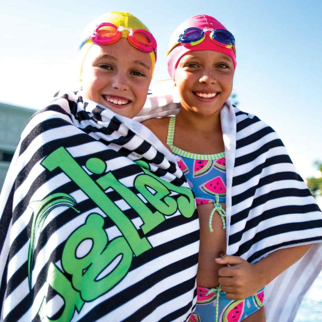 custom beach towel