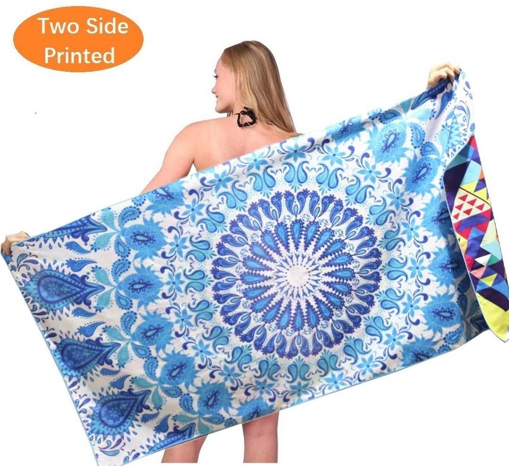 best microfiber beach towel