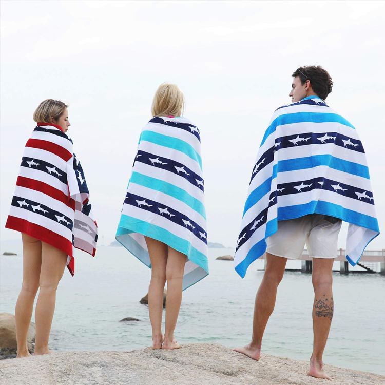 custom beach towels