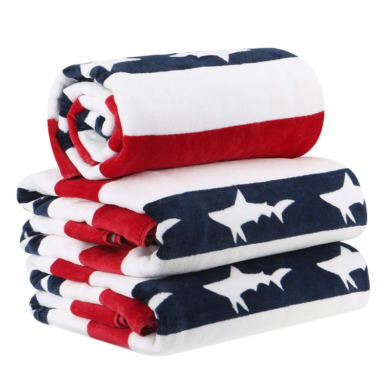 thick cotton beach towels