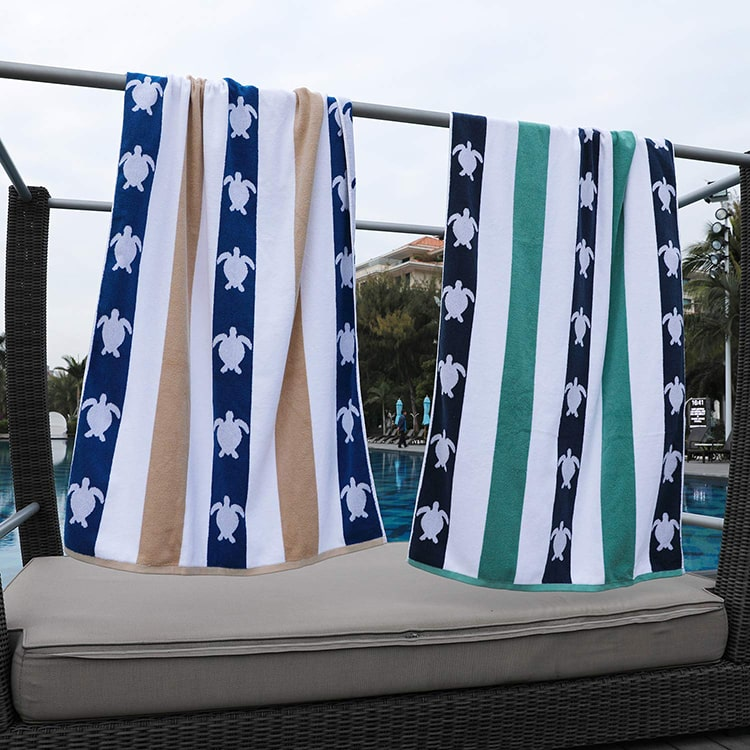 extra large beach towels