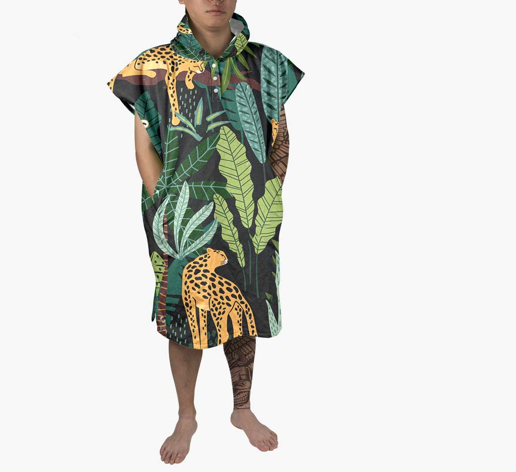swimming ponchos for adults